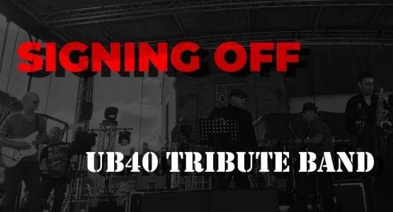 UB40 Tribute Night