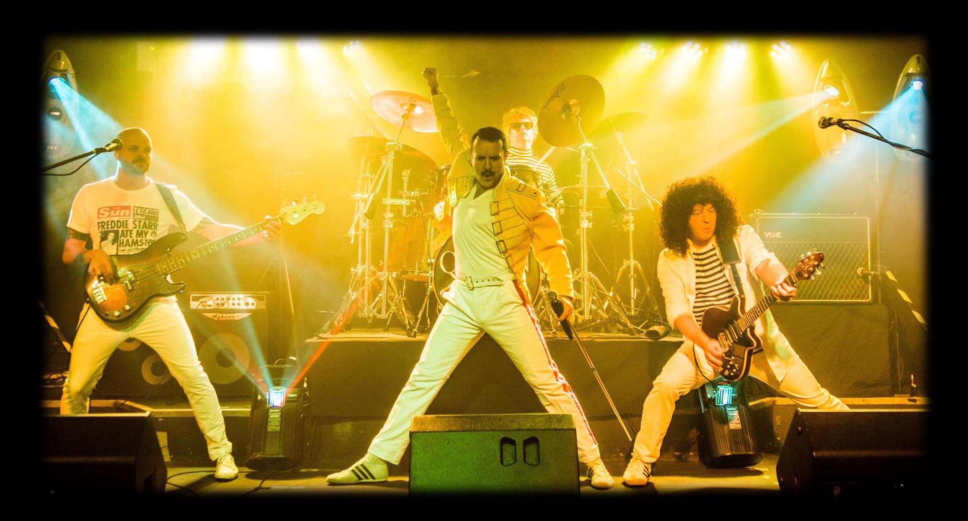 Freddie Mercury Tribute Night Darlaston
