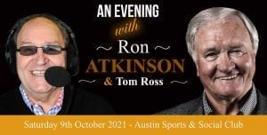 An Evening with Ron Atkinson