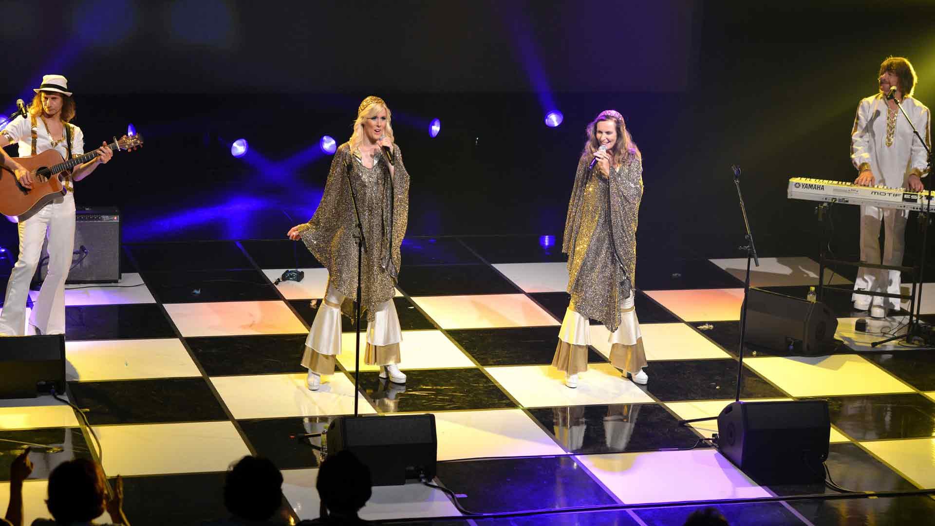 Abba Girls Tribute Night