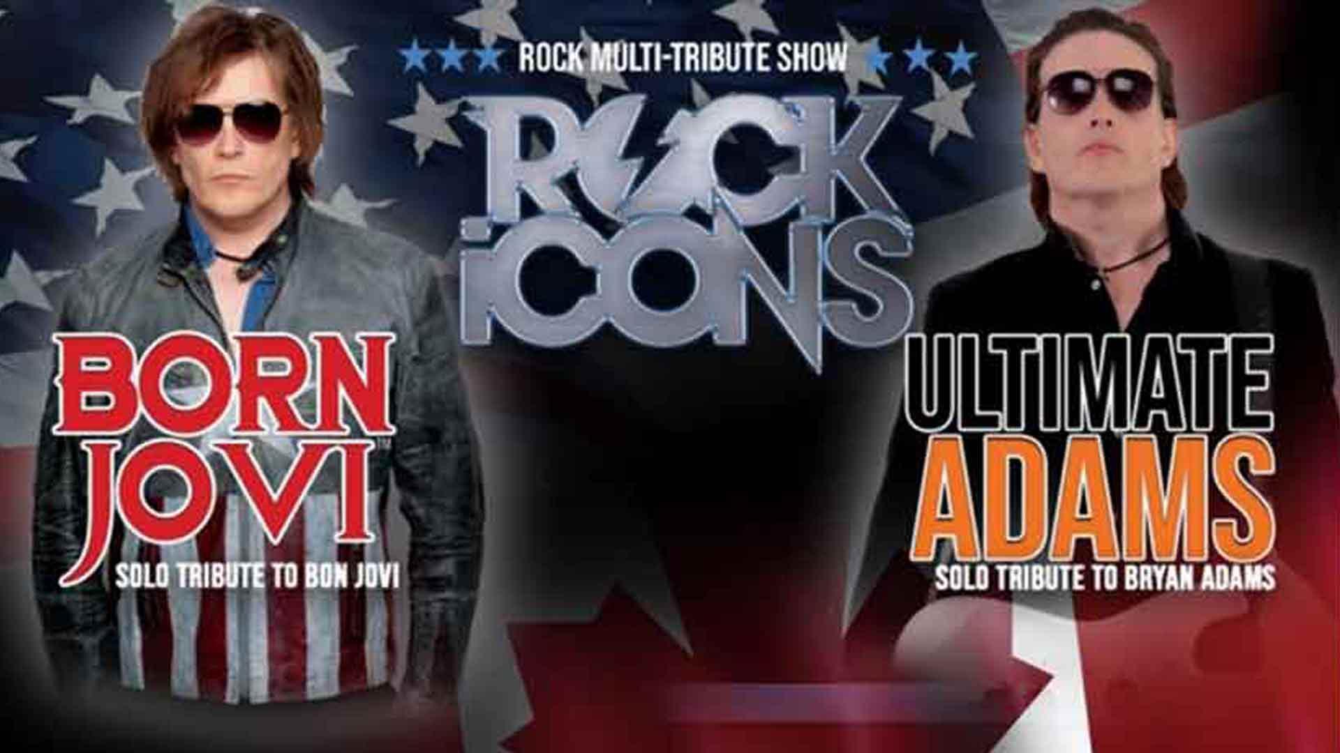 Bon Jovi & Bryan Adams Tribute Night