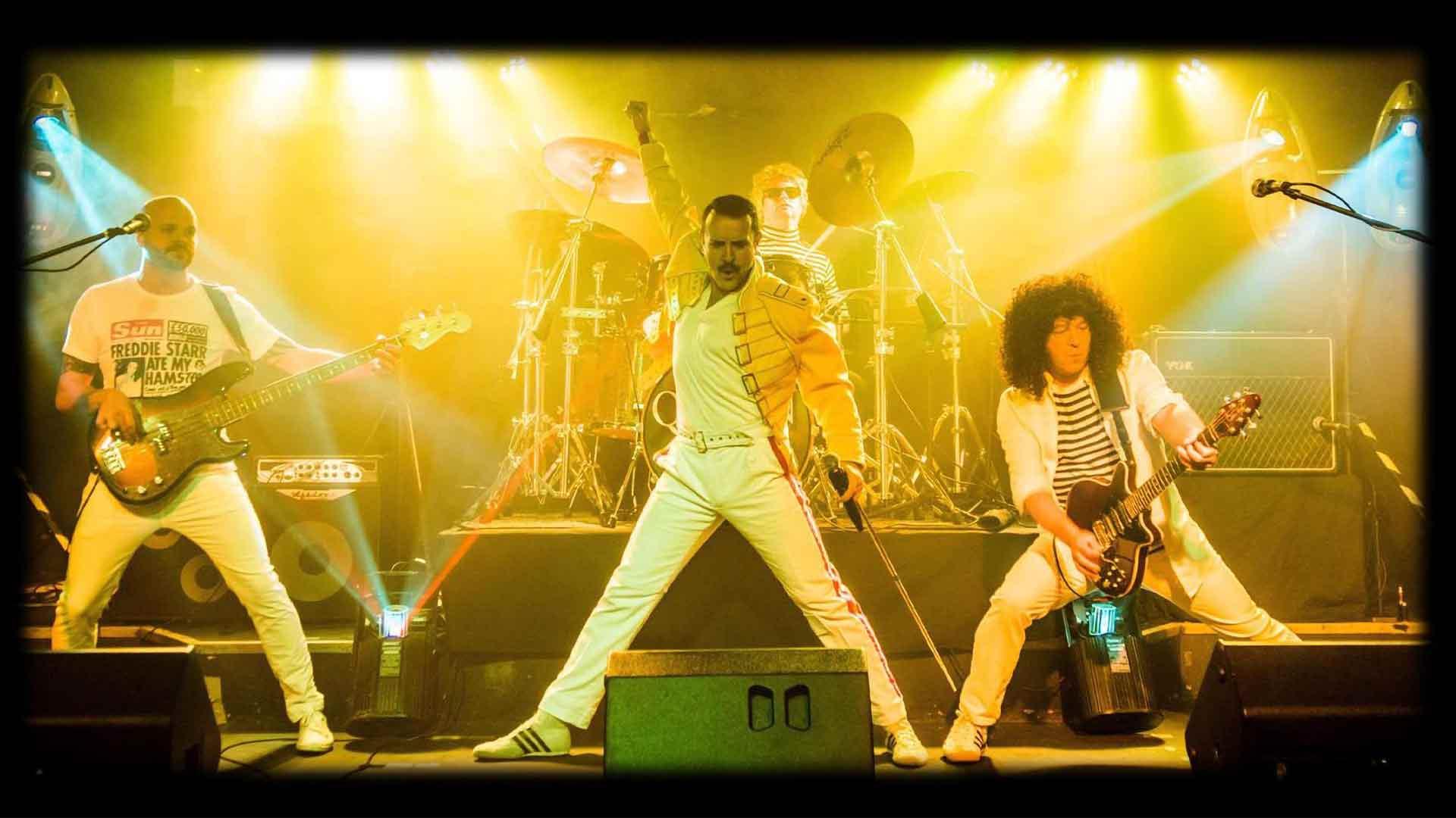 Queen Tribute Night
