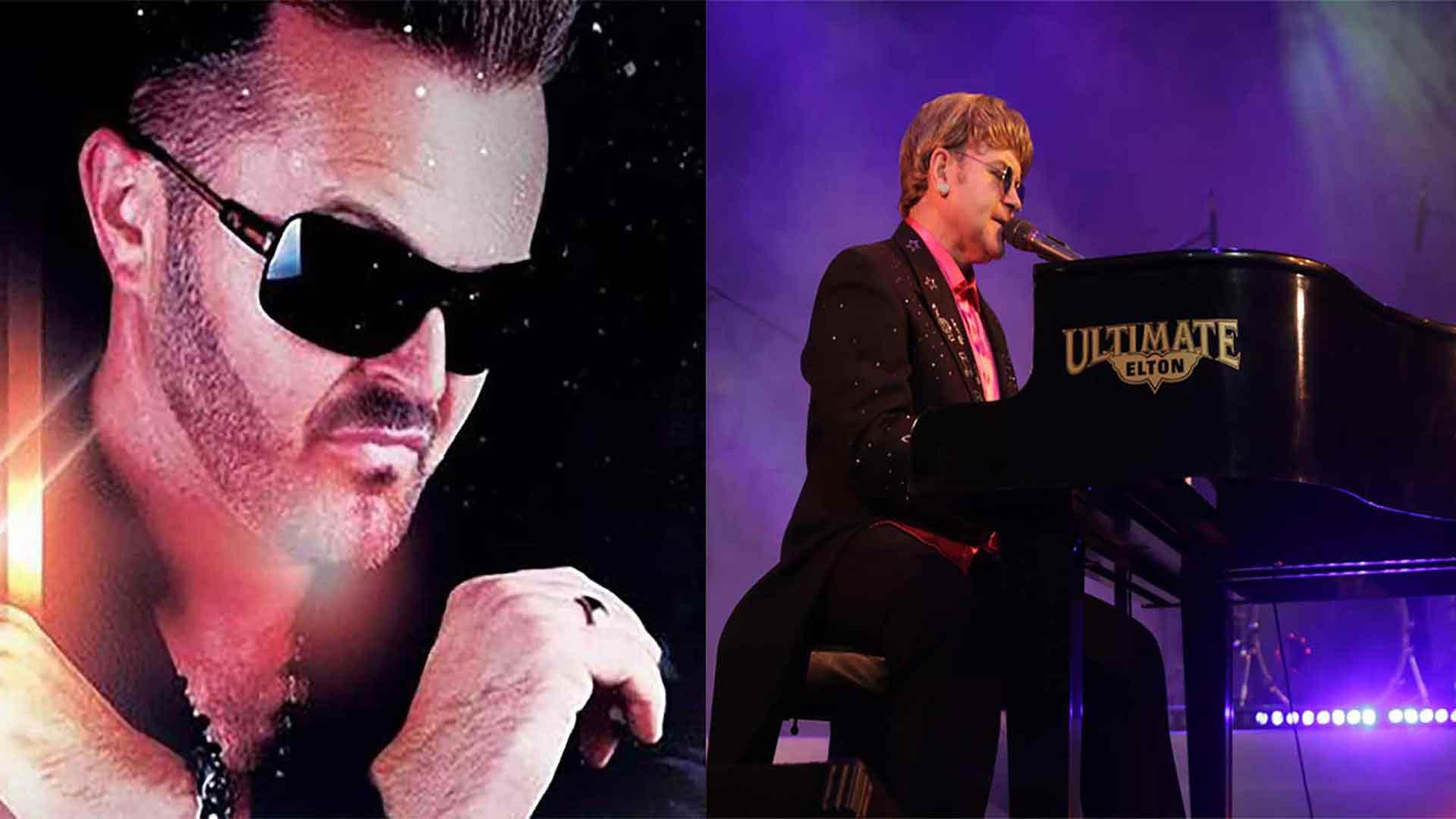 George Michael & Elton John Tribute Night