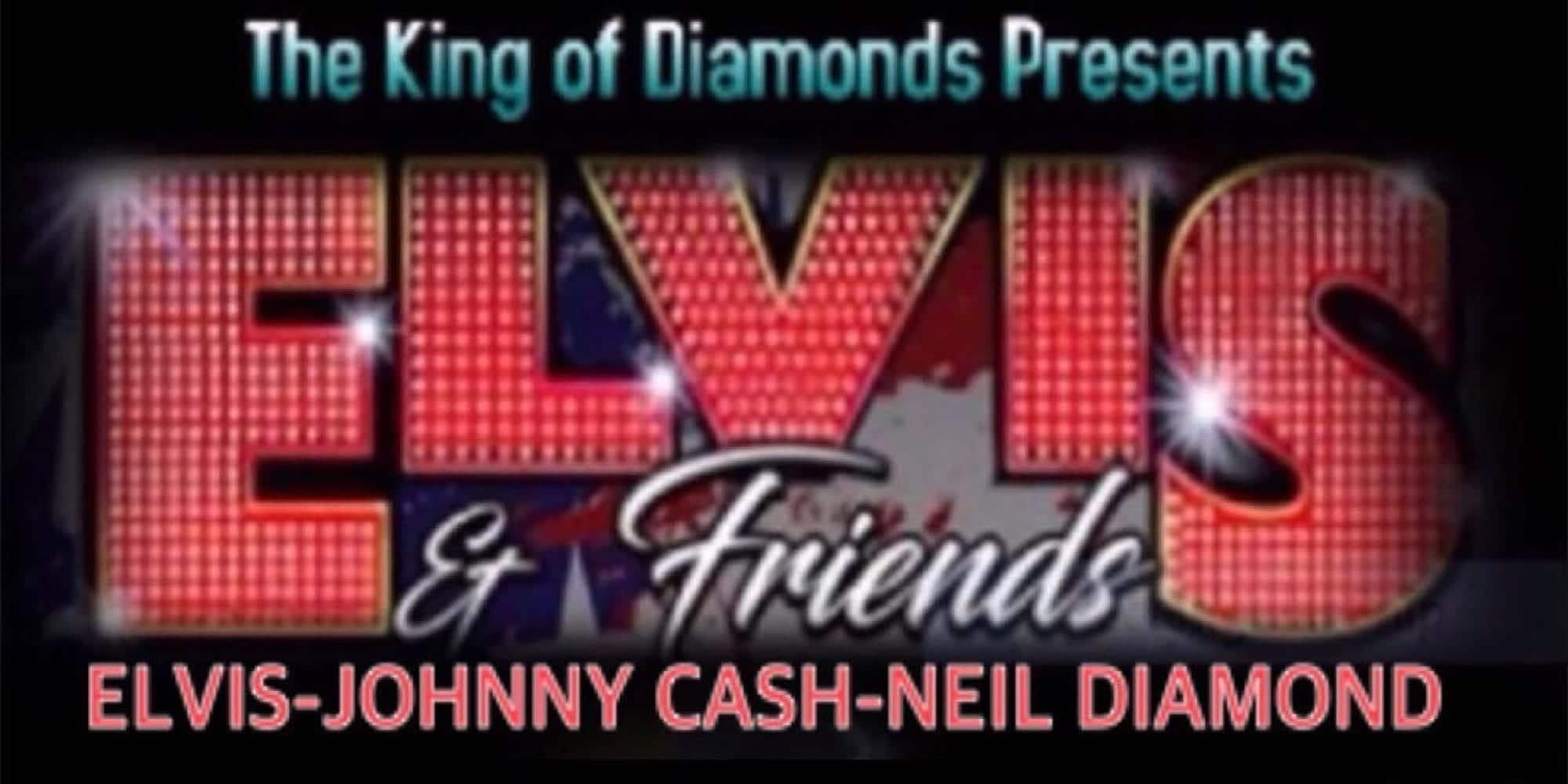 Elvis & Friends Tribute Night